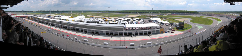 EuroSpeedway Lausitz Panorama