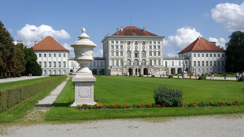Bayern Schloss Nymphenburg