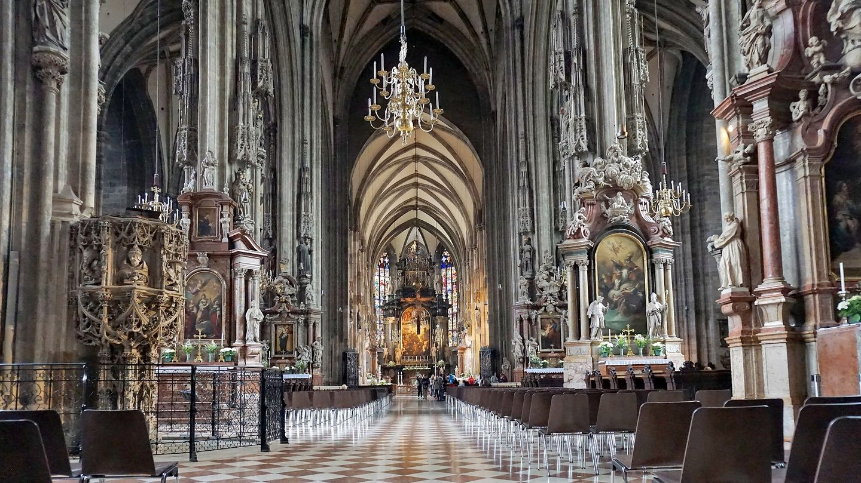 Bayern Dom St. Stephan