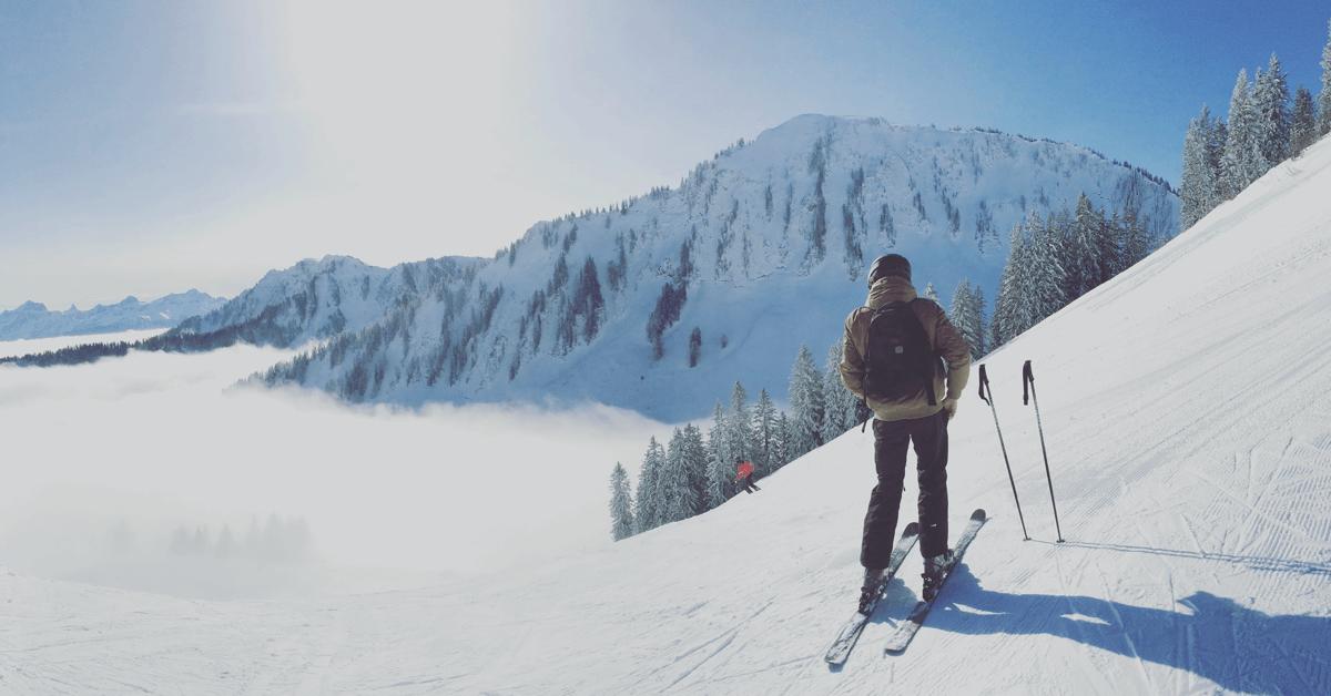 Torgon Ski Resort, Switzerland