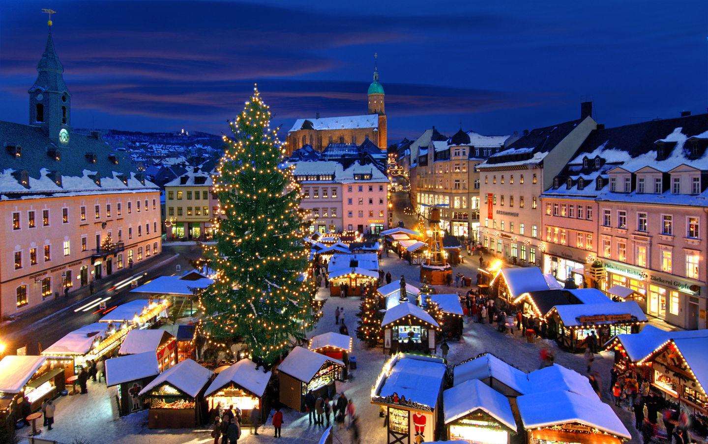 Christmas market Annaberg-Buchholz